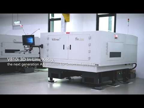 V810i S2EX 3D Vitrox AXI Machine