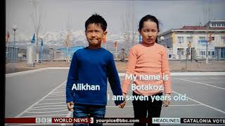 VIDEO  Khorgas KAZ Kazakhstan _ Dry Port   BBC World News Business   DSCN2060 207927