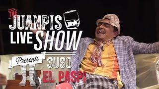 The Juanpis Live Show - Entrevista a Suso el Paspi
