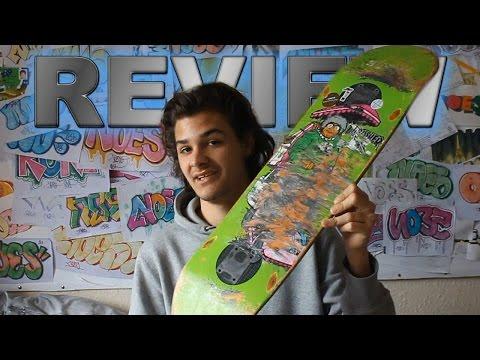 Enjoi Impact Plus Skateboard Deck Review