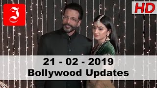 Bollywood 21 Feb 2019