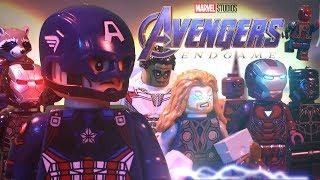 LEGO Avengers: ENDGAME in 200 Seconds!