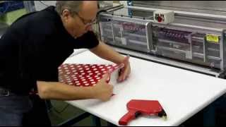 GWS30 Gift Wrapping Machine
