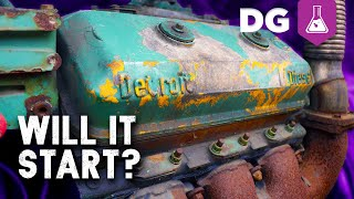 What Should We Do With a 6cyl 2 Stroke Detroit Diesel?