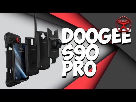 Модульный смартфон не сниться Apple и Samsung!. А Китай сделал - DOOGEE S90 Pro / Арстайл /