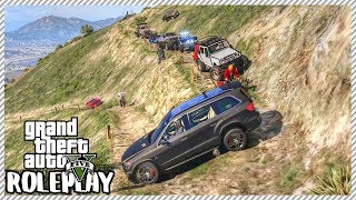 GTA 5 Roleplay - HUGE OFFROAD TRAIL RIDE OUT MEET | RedlineRP #10