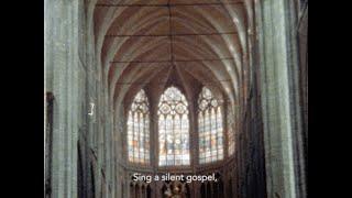 """Badge Époque Ensemble – """"Sing A Silent Gospel"""""""