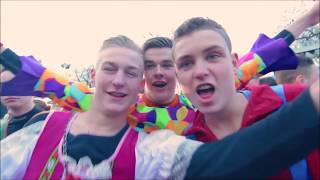 Hardstyle Carnaval 2018 ( Mixed By DJ Peppie )