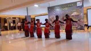 Tor Tor - Batak Toba (Traditional Dance By Tari Tradisional Group Telkom OS 4 2014)
