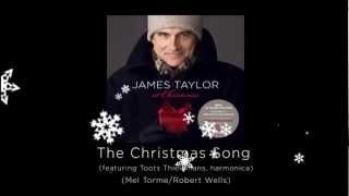 The Christmas Song (Chestnuts Roasting On An Open Fire) - James Taylor at Christmas