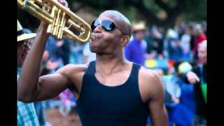 Trombone Shorty No Thing On Me