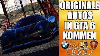 GTA 6 ES KOMMEN ORIGINALE AUTOMARKEN