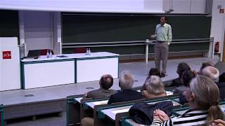 "Stiftungsprofessur 2014: Christoph Wetterich -  ""Dunkle Energie"" (13.05.2014)"