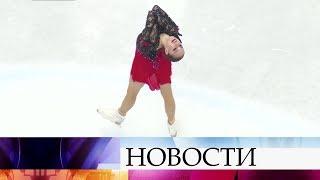 Российская фигуристка Алина Загитова завоевала золото чемпионата мира.