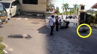 Penampakan Kondisi Terkini Mapolda Riau Usai Diserang Diduga Teroris, Korban Bergeletakan