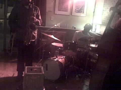 Martin Kelley with AFFINITY  (jazz at Cranky's #24)