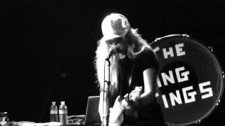 The Ting Tings - Green Poison (The Troubadour, Los Angeles CA 1/26/15)