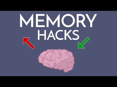 Most Effective Way to IMPROVE MEMORY (& Memorize ANYTHING ...