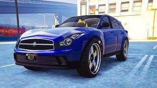 Обзор автомобиля: Fathom FQ 2. Перевёрнутый чертёж. GTA Online.
