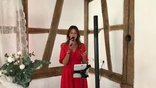 Wenn Du Lachst (Kuult )Cover Hochzeits Eventsängerin Rebecca