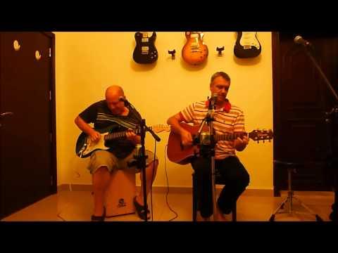 Sultans of Swing Cover - HENNESSY Trio (minus Alf)