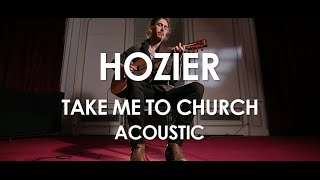Hozier   Take Me To Church   Acoustic [ Live In Paris ]