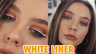AFFORDABLE WHITE LINER | Makeup Tutorial