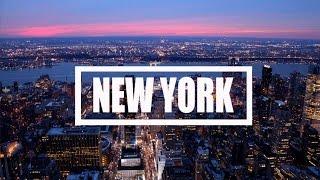 NEW YORK CITY - Manhattan tour HD