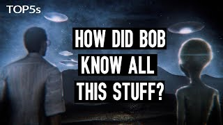 5 Things Bob Lazar Should Never Have Known… But DID..