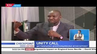 DP Ruto calls for national unity