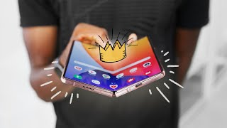 Samsung Galaxy Z Fold2 5G Review: Folding King But For What?