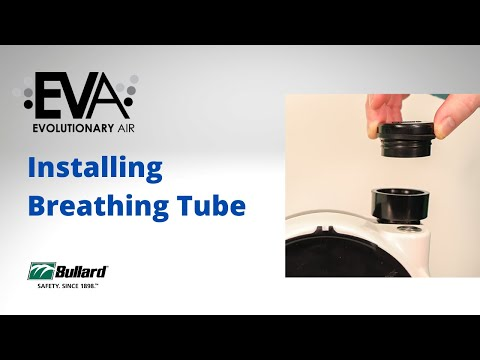 EVA - Installing Removing Breathing Tube