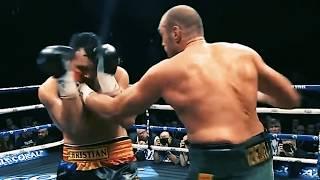 Fighting Morbid Depression | Tyson Fury