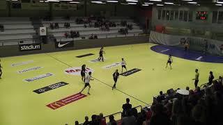 Final  Första halvlek Torslanda IK - Lindome GIF  A-Hallen 1-0