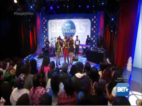 """Rapsody Performs """"The Drums"""" LIVE on 106 and Park"""