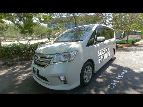 First Impression: Nissan Serena S Hybrid MPV