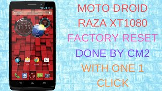 motorola reset setting by cm2 - Free video search site