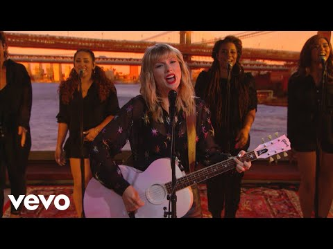 Taylor Swift - Lover in the Live Lounge