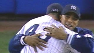 Nelson Gets Final Out, Yanks Win Game 2 Of '98 WS