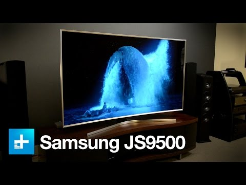 Samsung JS9500 SUHD TV - Review