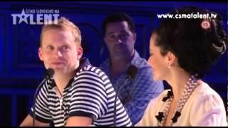 Kristýna Pinková | Česko Slovensko má talent