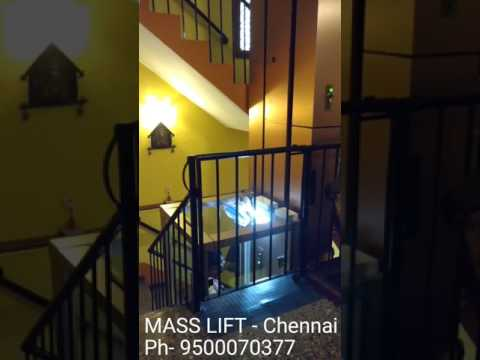 Hydraulic Residential Lift