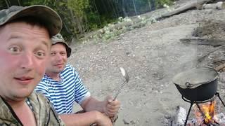 Сплавы по рекам рыбалка