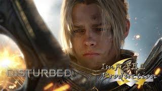 Disturbed - The Light ( Imrael Production ) HD