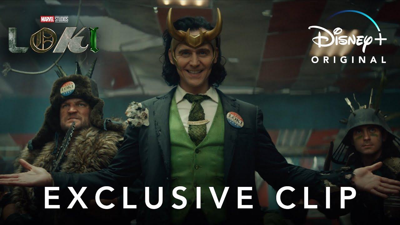 Loki | Série lança seu primeiro trailer!