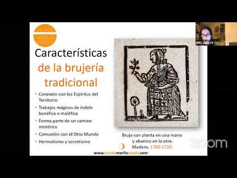 Brujería tradicional- Semana de Puertas Abiertas