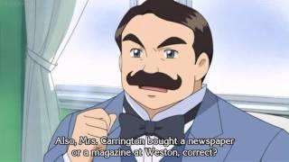 「アガサ・クリスティーの名探偵ポワロとマープル26話」アニメ-アニメ映画