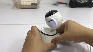 Lamp Bulb Wifi IP Camera APP V380 , Reset - Самые лучшие видео