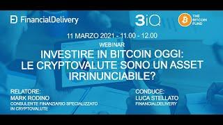 Investire in Bitcoin oggi: le cryptovalute sono un asset irrinunciabile?