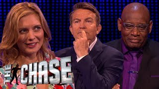 Rachel Riley's Intense £120,000 Head-to-Head | The Celebrity Chase